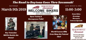 Indian - The Road to Daytona Goes Thru Savannah @ Indian of Savannah | Savannah | Georgia | United States